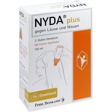 Nyda plus Lösung m.Kamm Applikator 100 ml