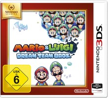 Mario & Luigi: Dream Team Selects