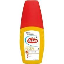 Autan Protection Plus Zeckenschutz Pumpspray 100 ml