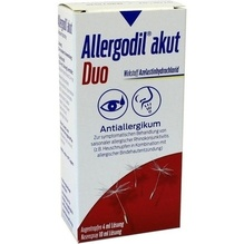 Allergodil akut Duo 4ml At akut/10ml Ns akut 1 St