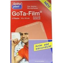 Gota Film steril 15x10 cm Pflaster 5 St