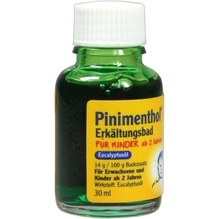 Pinimenthol Erkältungsbad f.Kinder ab 2 Jahren 30 ml