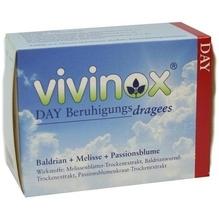 Vivinox Day Beruhig.Drag.mit Bald.Mel.+Passionsbl. 100 St
