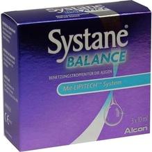 Systane Balance Augentropfen 3X10 ml