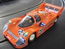 SICA09H Slot.it Porsche 956KH Hockenheim 1985 Jägermeister