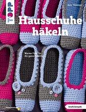 Hausschuhe häkeln - Warme Füße für die ganze Familie