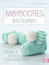 Babybooties stricken - Schuhe & Socken für kleine Füße