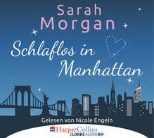 Schlaflos in Manhattan, 4 Audio-CDs | Morgan, Sarah