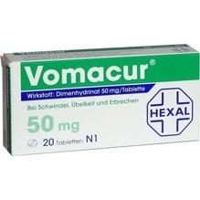 Vomacur Tabletten 20 St