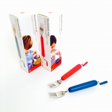 Rolognese, Spaghetti Gabel, Blue - donkey products