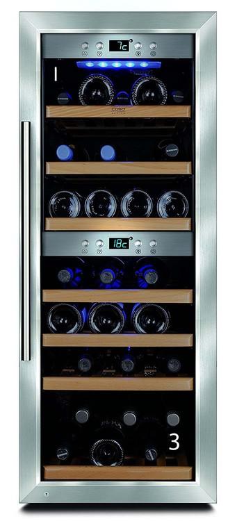 CASO WineMaster 38 Design Weinkühlschrank