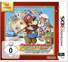 3DS Paper Mario Sticker Star Selects