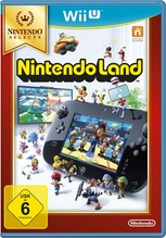 Wii U Nintendo Land Selects