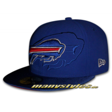 NEW ERA Buffalo Bills NFL Sideline authentic Cap Game official Royal Team Color