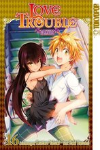Love Trouble Darkness. Bd.16 | Yabuki, Kentaro; Hasemi, Saki