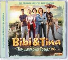 Bibi & Tina - Tohuwabohu total, Audio-CD (Hörspiel zum 4. Kinofilm)