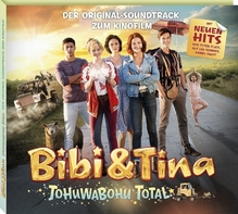 Bibi & Tina - Tohuwabohu total, Audio-CD (Der Original-Soundtrack zum Kinofilm)