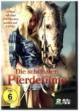 Die schönsten Pferdefilme. Tl.2, 2 DVDs
