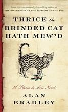Thrice the Brinded Cat Hath Mew'd | Bradley, Alan