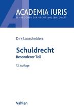 Schuldrecht | Looschelders, Dirk