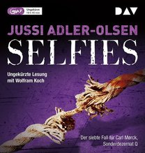 Selfies, 2 MP3-CDs | Adler-Olsen, Jussi
