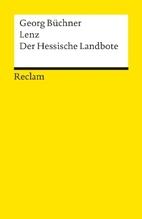 Lenz. Der Hessische Landbote | Büchner, Georg