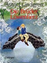 Die Brüder Löwenherz   Lindgren, Astrid