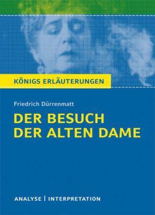 Friedrich Dürrenmatt 'Der Besuch der alten Dame' | Dürrenmatt, Friedrich