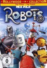 RoBOTs, 1 DVD