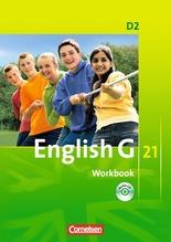6. Schuljahr, Workbook m. Audio-CD