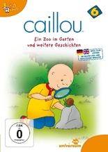 Caillou - Ein Zoo im Garten und weitere Geschichten, 1 DVD