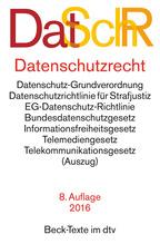 Datenschutzrecht (DatSchR)