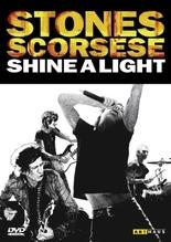 Shine a Light, 1 DVD (englisches OmU)
