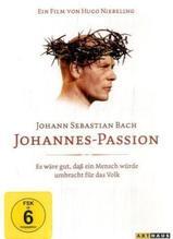 Johann Sebastian Bach - Johannes-Passion, 1 DVD