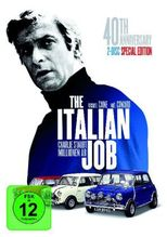 The Italian Job (1969), 2 DVDs (40th Anniversary Special Edition)