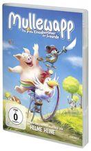 Mullewapp, Das große Kinoabenteuer der Freunde, 1 DVD   Heine, Helme