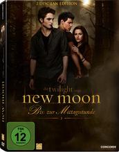 Twilight - New Moon - Bis(s) zur Mittagsstunde, 2 DVDs (Fan Edition)