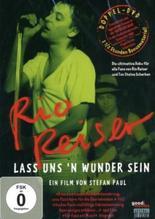 Rio Reisser, Lass uns 'n Wunder sein, 2 DVDs