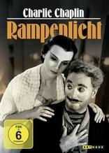 Charlie Chaplin, Rampenlicht, 1 DVD