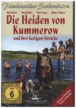 Die Heiden von Kummerow und ihre lustigen Streiche, 1 DVD | Welk, Ehm