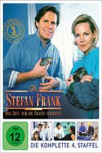 Dr. Stefan Frank - Staffel 4, 3 DVDs