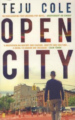 Open City, English edition