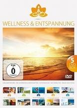 Wellness & Entspannung, 5 DVDs