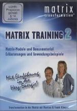 Matrix Training. Tl.2, 1 DVD | Klimpel, Martina; Klimpel, Frank