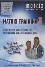 Matrix Training. Tl.3, 1 DVD | Klimpel, Martina; Klimpel, Frank