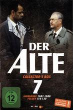 Der Alte. Vol.7, 5 DVDs (Collector's Box)