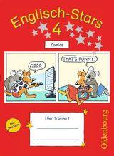 4. Schuljahr - Übungsheft Comics mit Lösungsheft