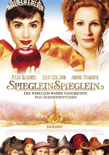 Spieglein Spieglein - Die wirklich wahre Geschichte von Schneewittchen, 1 DVD