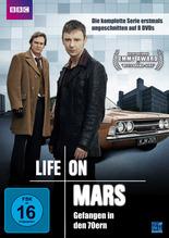 Life on Mars - Staffel 1 & 2, 8 DVDs (Uncut)