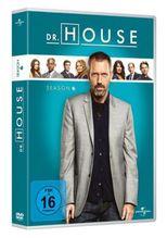 Dr. House. Season.6, 6 DVDs